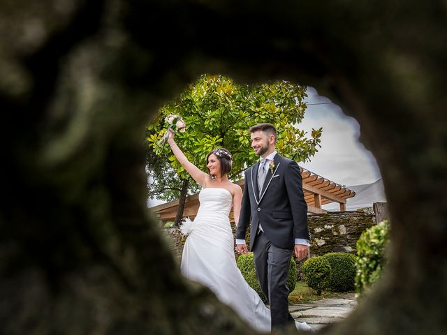 La boda de Jorge y Natalia en Lugo, Lugo 67