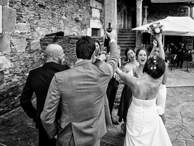 La boda de Jorge y Natalia en Lugo, Lugo 69