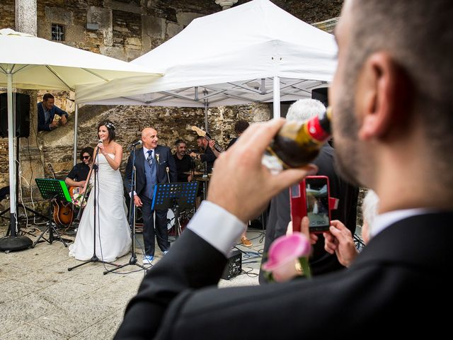La boda de Jorge y Natalia en Lugo, Lugo 74