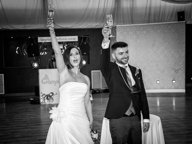 La boda de Jorge y Natalia en Lugo, Lugo 79