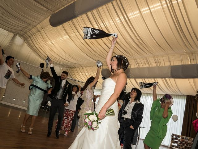 La boda de Jorge y Natalia en Lugo, Lugo 80