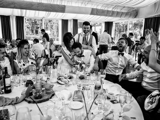La boda de Jorge y Natalia en Lugo, Lugo 88