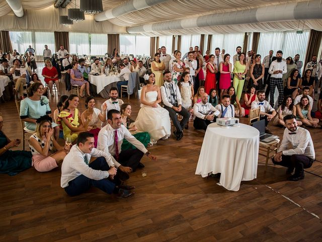 La boda de Jorge y Natalia en Lugo, Lugo 89