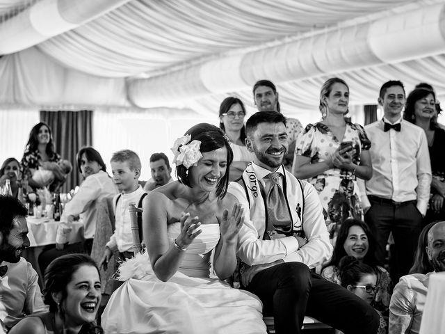 La boda de Jorge y Natalia en Lugo, Lugo 90