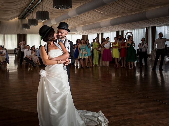 La boda de Jorge y Natalia en Lugo, Lugo 91