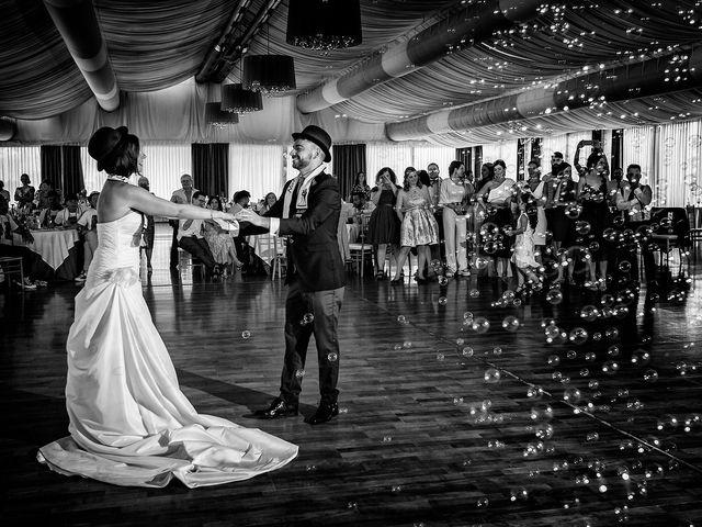 La boda de Jorge y Natalia en Lugo, Lugo 92