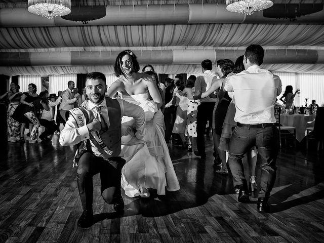 La boda de Jorge y Natalia en Lugo, Lugo 94