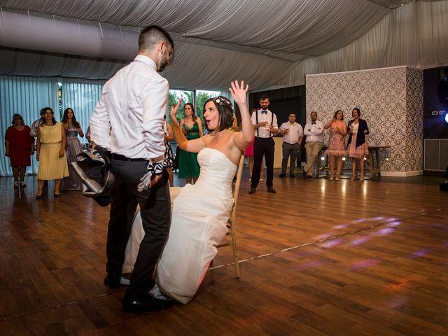La boda de Jorge y Natalia en Lugo, Lugo 99
