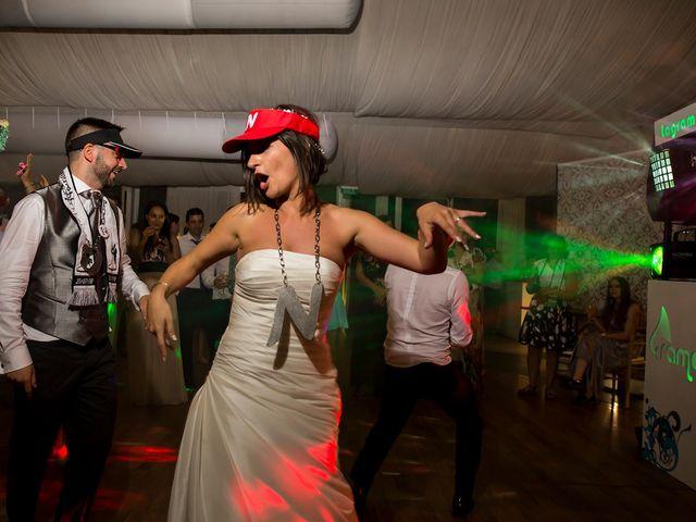 La boda de Jorge y Natalia en Lugo, Lugo 109