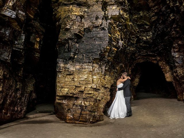 La boda de Jorge y Natalia en Lugo, Lugo 116