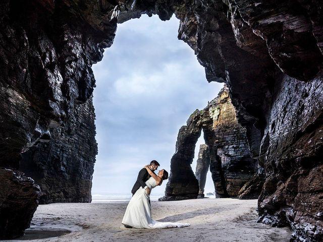 La boda de Jorge y Natalia en Lugo, Lugo 1