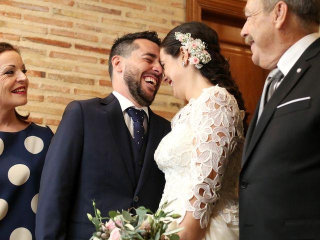 La boda de Vicent y Marina en Ontinyent, Valencia 20