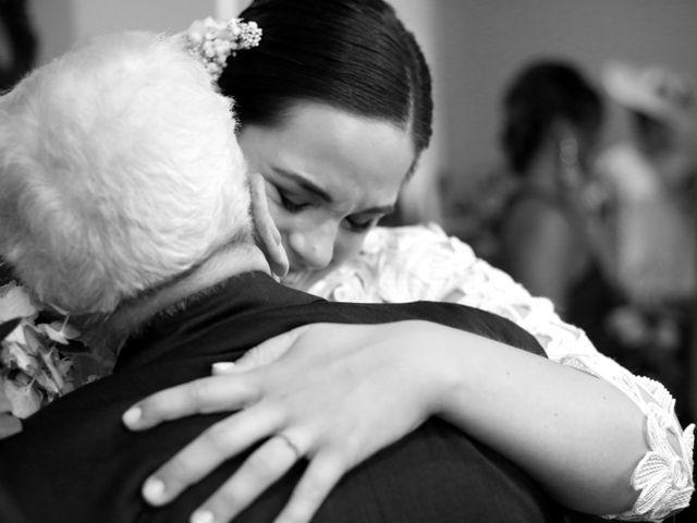 La boda de Vicent y Marina en Ontinyent, Valencia 1