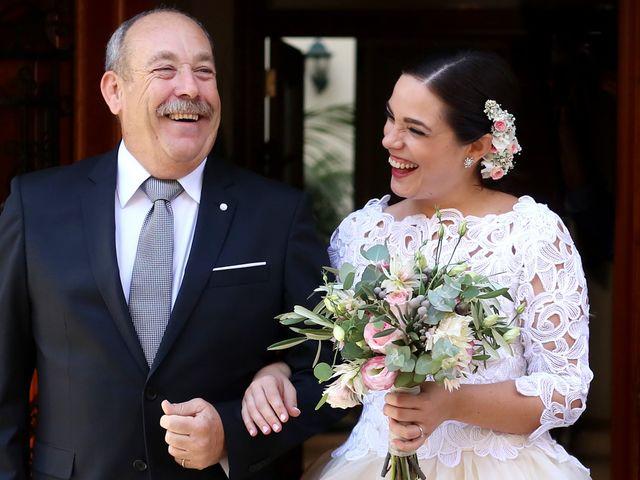 La boda de Vicent y Marina en Ontinyent, Valencia 21