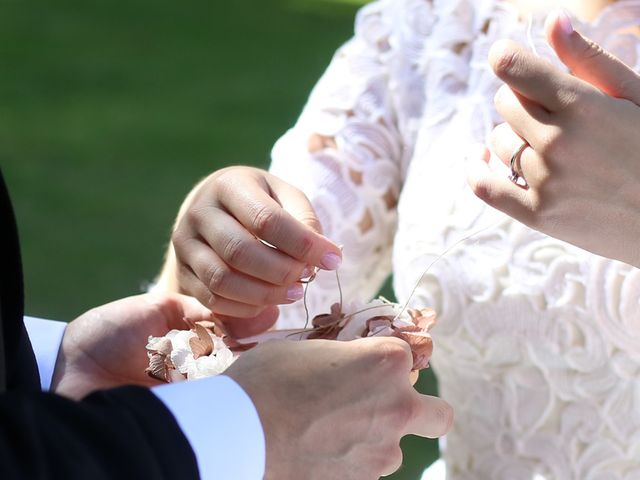 La boda de Vicent y Marina en Ontinyent, Valencia 33
