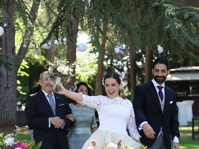 La boda de Vicent y Marina en Ontinyent, Valencia 35