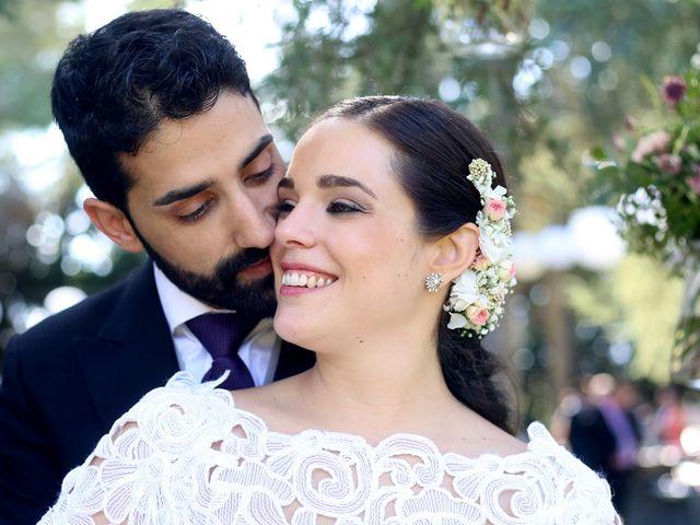 La boda de Vicent y Marina en Ontinyent, Valencia 43