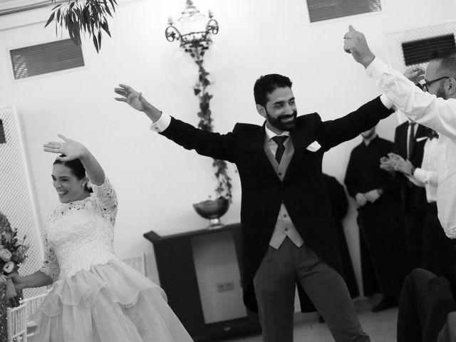 La boda de Vicent y Marina en Ontinyent, Valencia 45