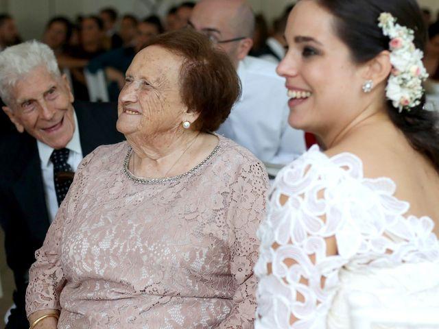 La boda de Vicent y Marina en Ontinyent, Valencia 49