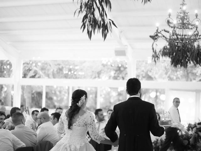 La boda de Vicent y Marina en Ontinyent, Valencia 51