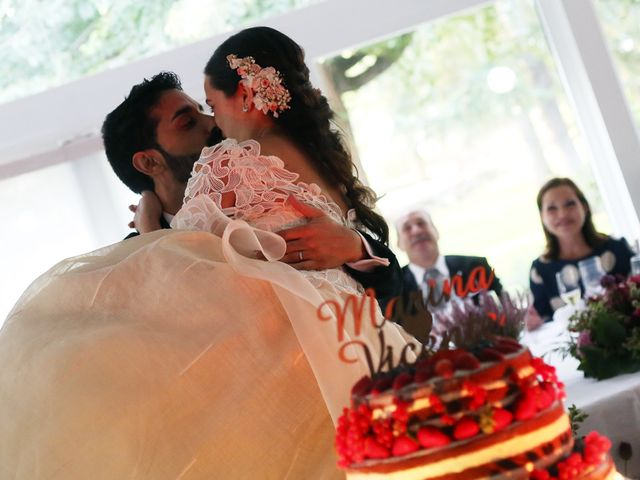 La boda de Vicent y Marina en Ontinyent, Valencia 54