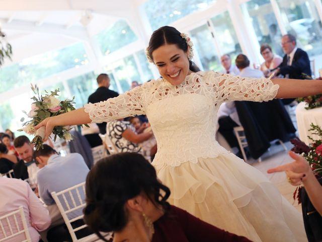 La boda de Vicent y Marina en Ontinyent, Valencia 55