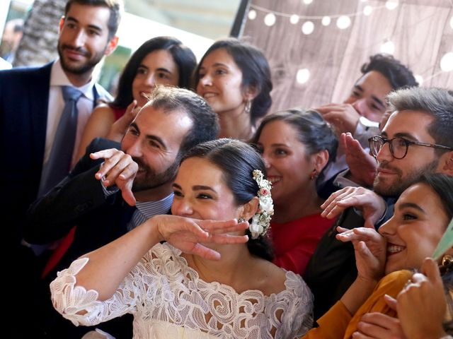 La boda de Vicent y Marina en Ontinyent, Valencia 57
