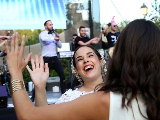 La boda de Vicent y Marina en Ontinyent, Valencia 61