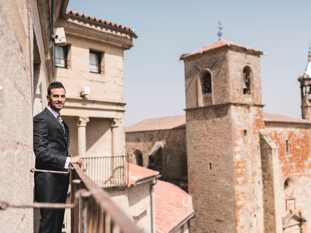 La boda de Iván y Maria en Trujillo, Cáceres 5