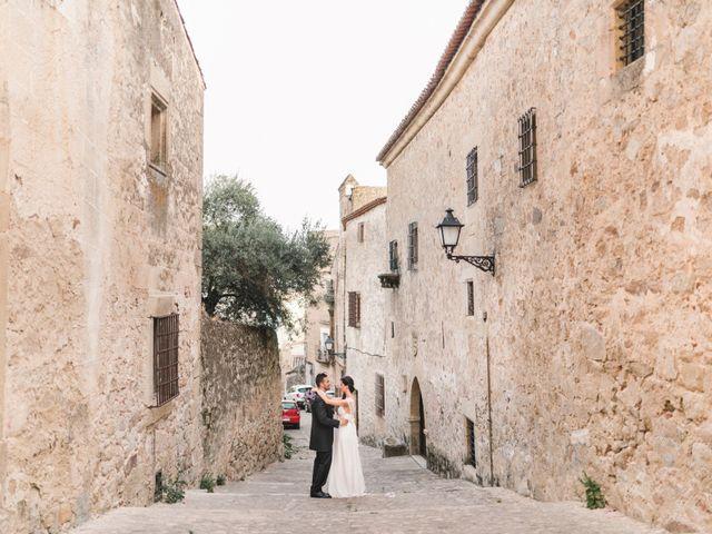 La boda de Iván y Maria en Trujillo, Cáceres 30