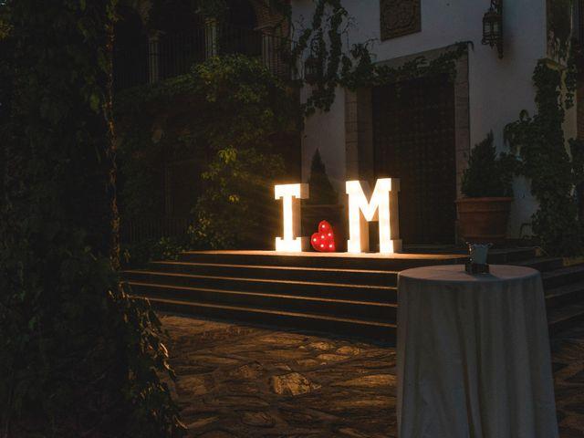 La boda de Iván y Maria en Trujillo, Cáceres 40