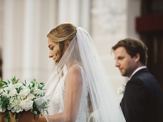 La boda de Rodolphe y Charlotte en Soto De Viñuelas, Madrid 2