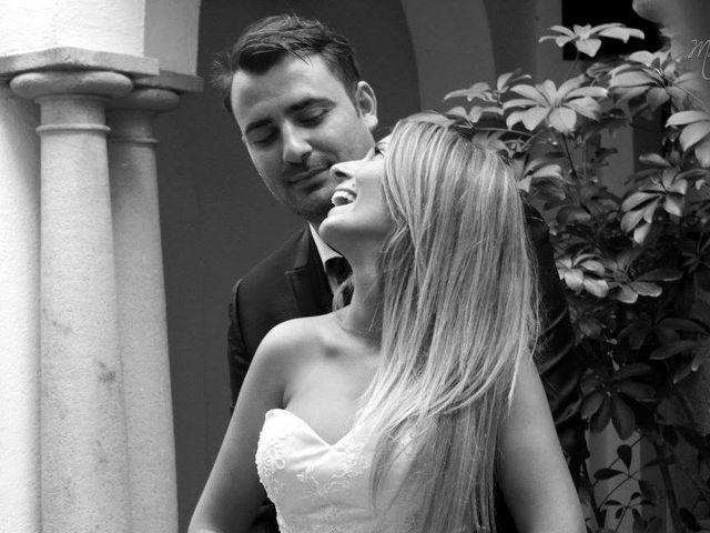 La boda de Cristina y Ismael en Vilanova I La Geltru, Barcelona 2