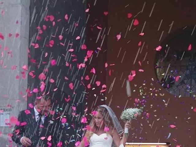 La boda de Cristina y Ismael en Vilanova I La Geltru, Barcelona 6