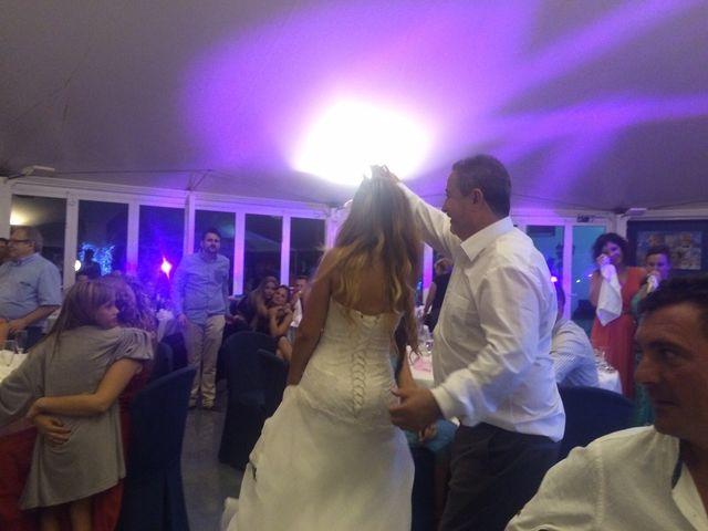 La boda de Cristina y Ismael en Vilanova I La Geltru, Barcelona 12