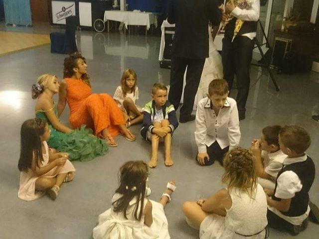 La boda de Cristina y Ismael en Vilanova I La Geltru, Barcelona 15