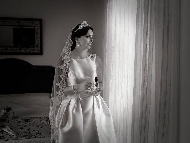La boda de Juan María y María en Valverde De Merida, Badajoz 14