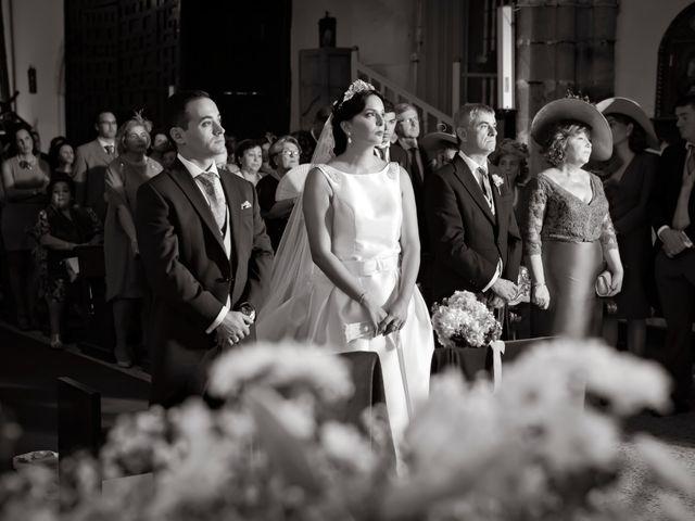 La boda de Juan María y María en Valverde De Merida, Badajoz 20