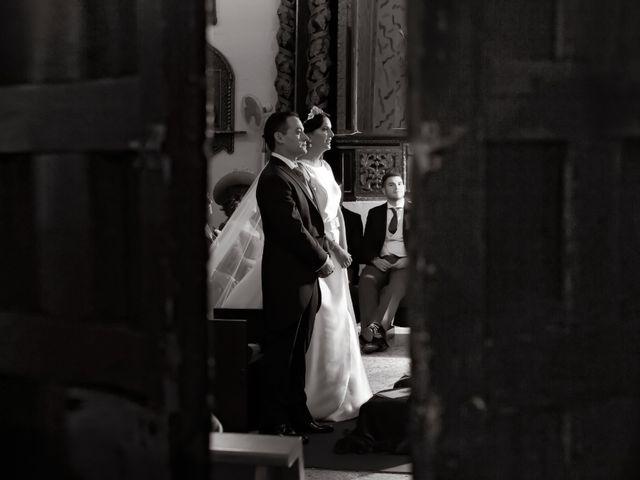 La boda de Juan María y María en Valverde De Merida, Badajoz 22