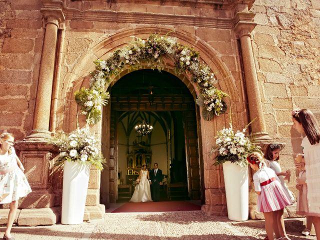La boda de Juan María y María en Valverde De Merida, Badajoz 24