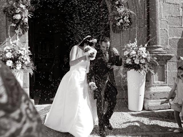 La boda de Juan María y María en Valverde De Merida, Badajoz 25