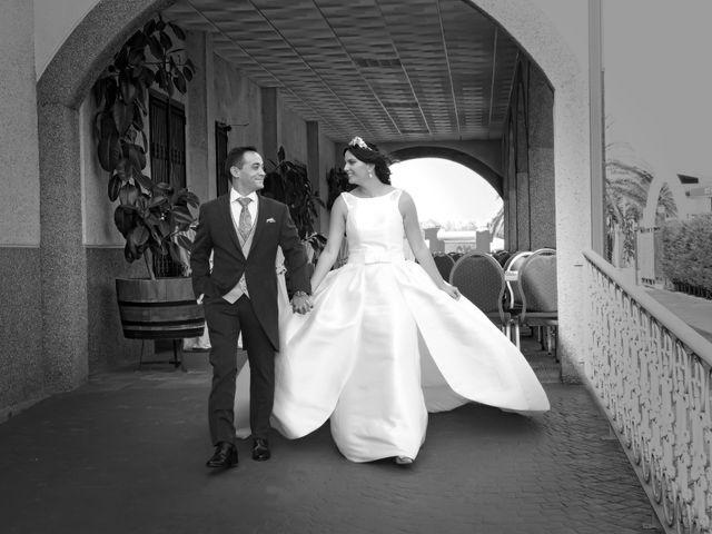 La boda de Juan María y María en Valverde De Merida, Badajoz 30
