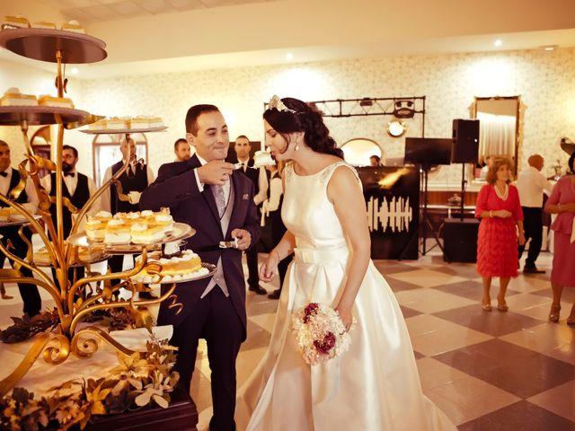 La boda de Juan María y María en Valverde De Merida, Badajoz 33