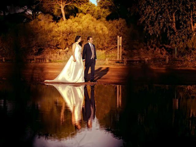 La boda de Juan María y María en Valverde De Merida, Badajoz 38