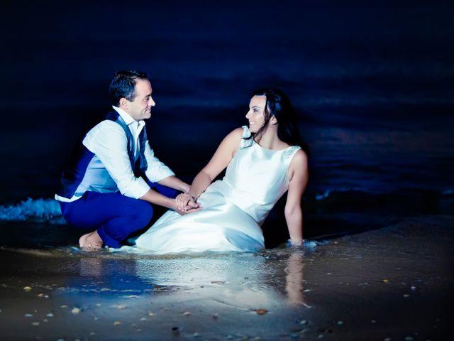 La boda de Juan María y María en Valverde De Merida, Badajoz 51