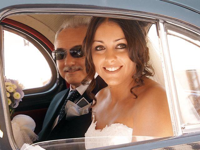 La boda de David y Laura en Ávila, Ávila 1