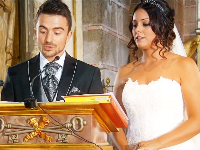 La boda de David y Laura en Ávila, Ávila 2