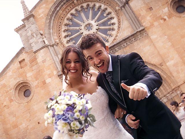 La boda de David y Laura en Ávila, Ávila 3