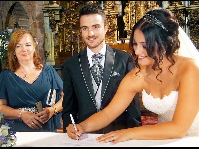 La boda de David y Laura en Ávila, Ávila 9