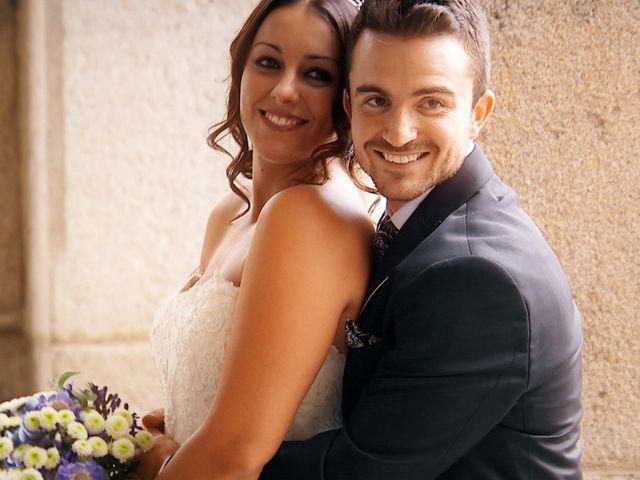 La boda de David y Laura en Ávila, Ávila 10